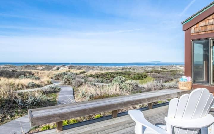 Monterey Dunes Oceanfront Beach House
