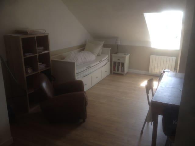 Le Canapé-lit grande taille