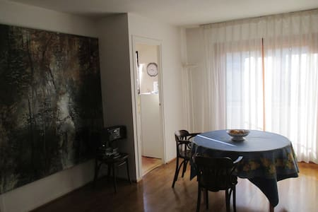 Appartement familial 4 pièces à Sceaux (92). - 쏘