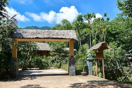 La Maison D'Buoc (in Mai Chau, Hoa Binh)