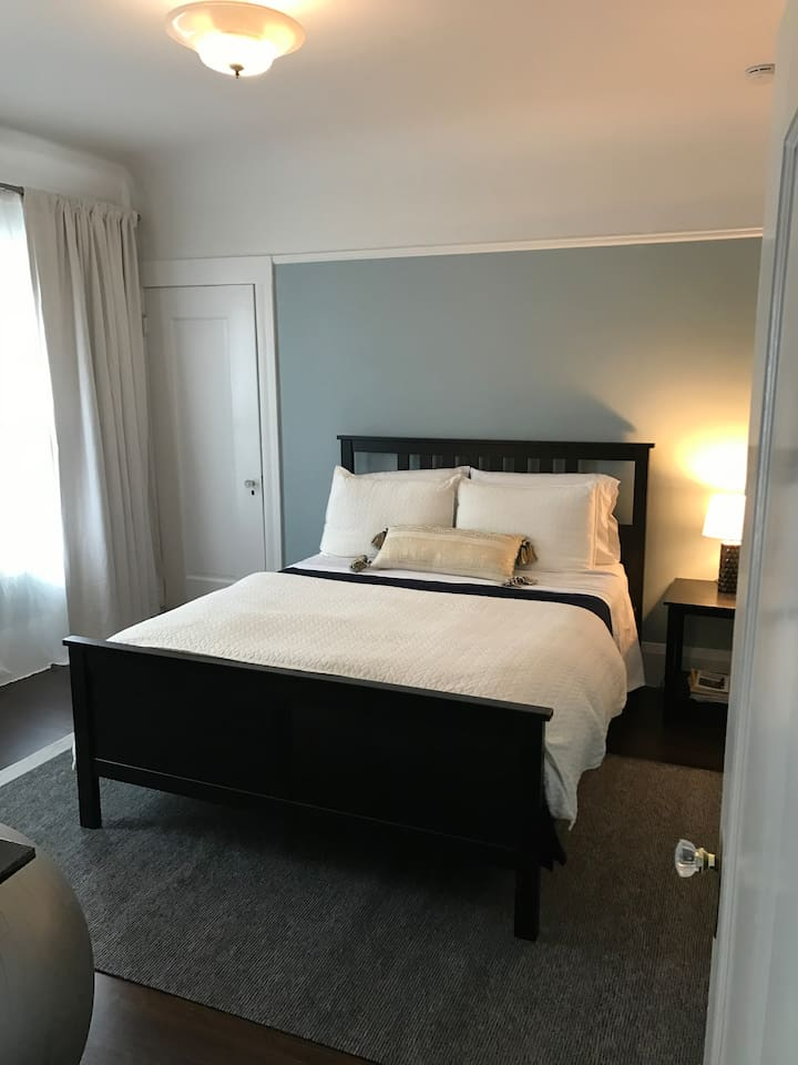 Our guest room, your home away from home!