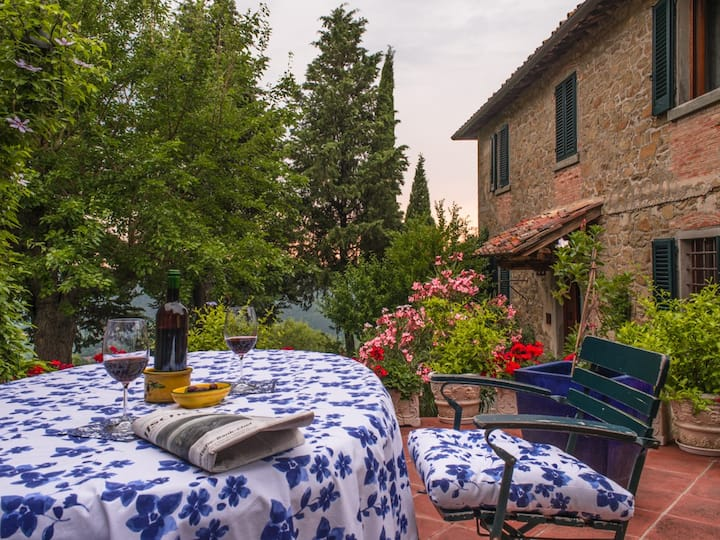 Countryhouse Apartment in Chianti