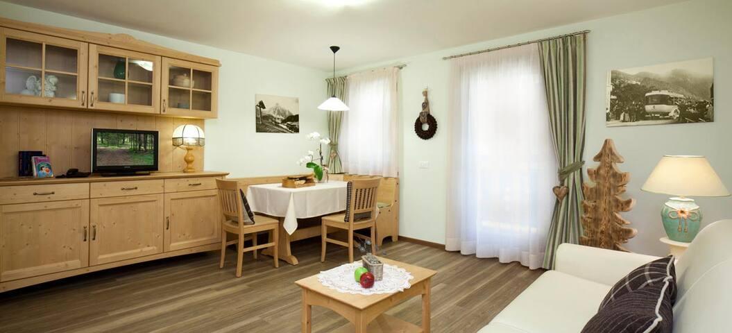 Apartment 5 - 6 people 70m² - San Vigilio - Appartement
