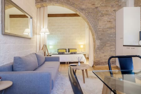 Cosy Loft in center of Sitges (30km from BCN)