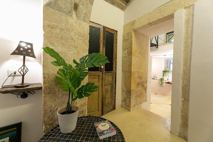 Casa Meti, Exclusive Apartment in Ortigia
