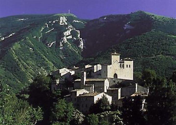 App.vacanze Piobbico - Piobbico - Lakás