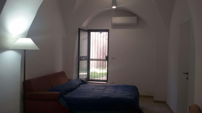 Appartamento con piccolo giardino - Manfredonia - Apartemen