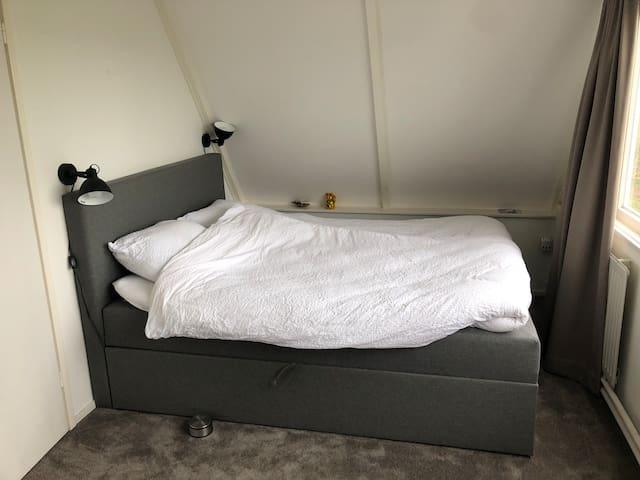 Master Bed Room, 1st floor