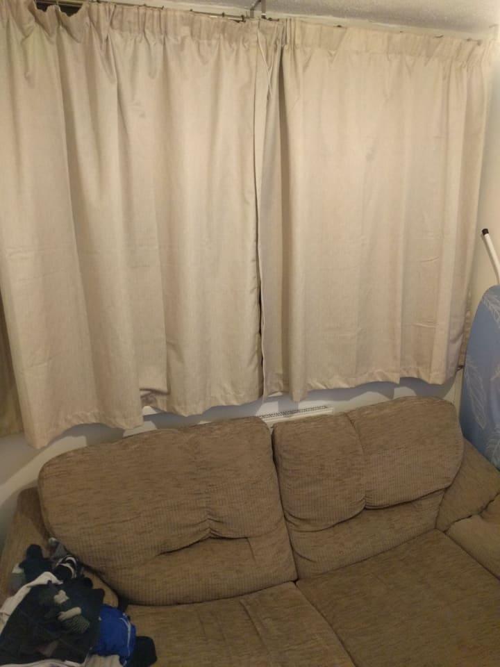 Single room in smart modern flat
