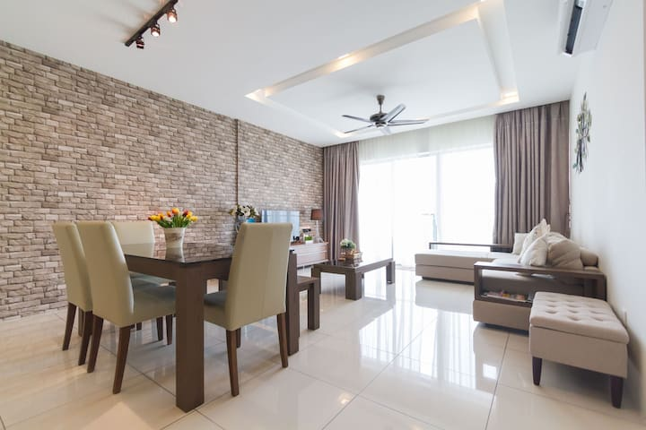 Penang Sea View Condo. - George Town - Condominium