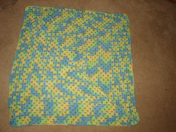 Beginner blanket 2