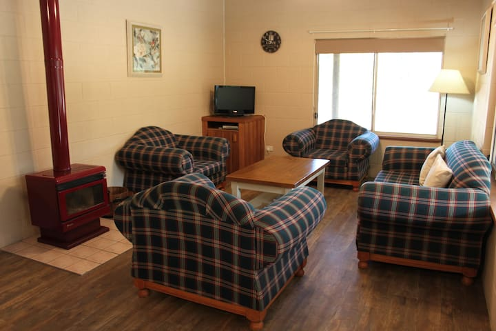 Woodlane Cottages - Currawong Cottage - Lovedale - Huis