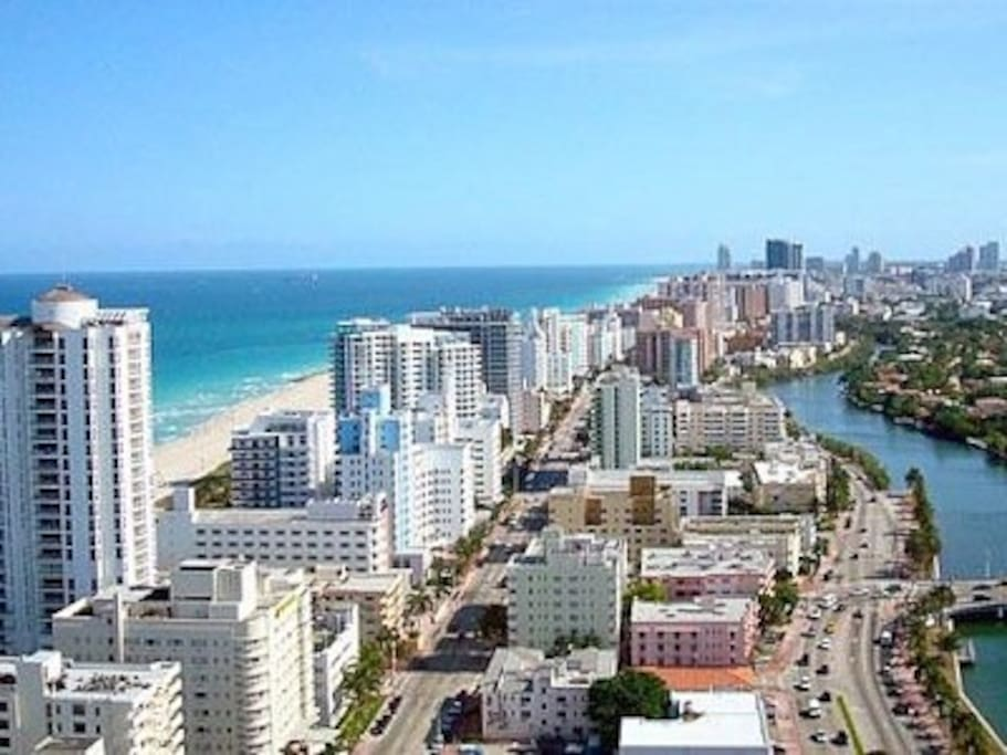 Walking distance to restaurants and all main attractions in Condado