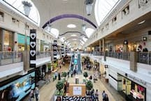 Europe top largest shopping center