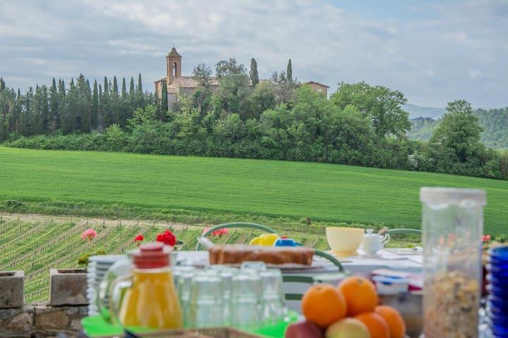 10 beds Tuscany dream