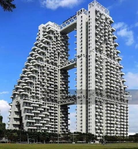 新加坡中部名校区金沙酒店同款设计师精典作品