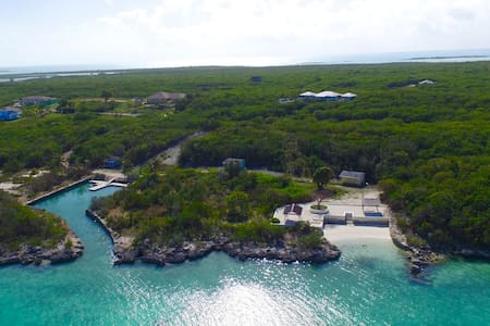 Private Waterfront Estate with Boat - Hartswell - Maison