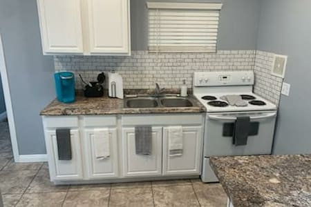 Newly renovated 1 bedroom Bungalow