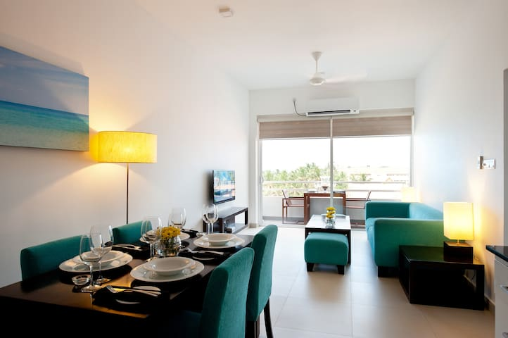 Furnished Family Apartments for Rent in Negombo