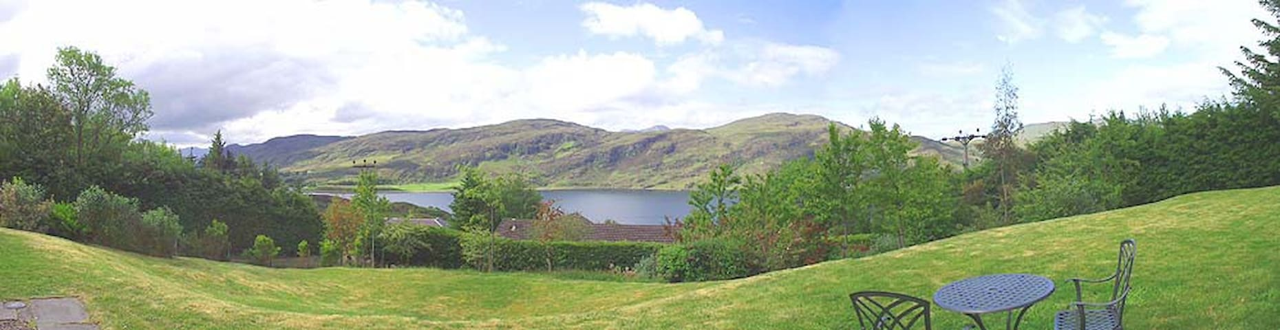 Lochview Self Catering Apartment - Highland - Appartement