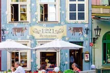 BEST LOCATION & OLD Romance in Rīga Old Town 1737!