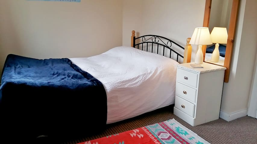 Spacious Room, Amazing location in a house - Rathmines - Huis