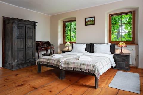 Villa Greta - family rooms