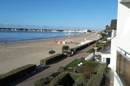 Plage Benoit Charmant studio pour 4 - Appartement