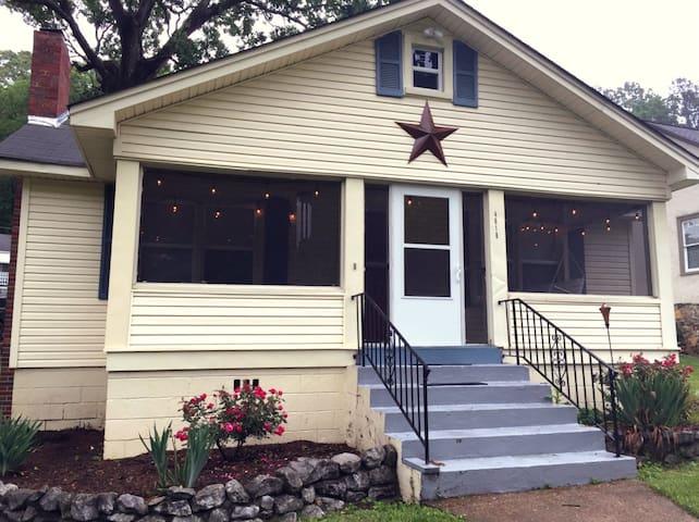 St. Elmo's Charming Cottage