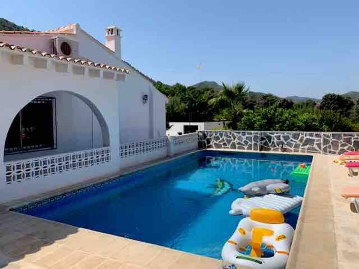 Maison entre Valence et Alicante