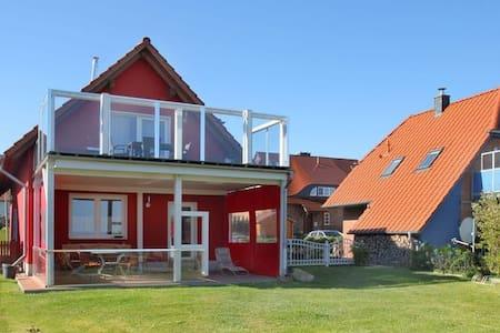 Ferienhaus Rotkehlchen Wohnung Anna - Gager - Huoneisto
