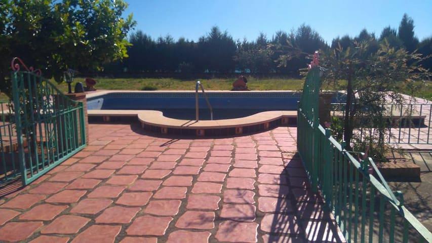 casa rural villa felicidad - Marmolejo - Ev