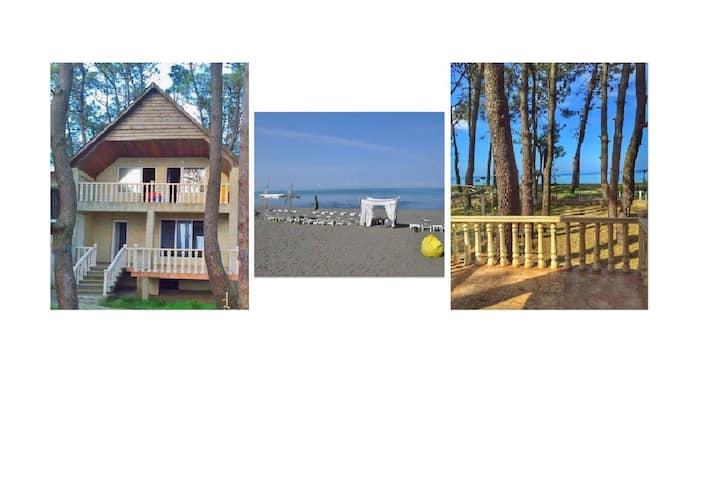 Villa on the beach- Вилла на берегу Чёрного моря