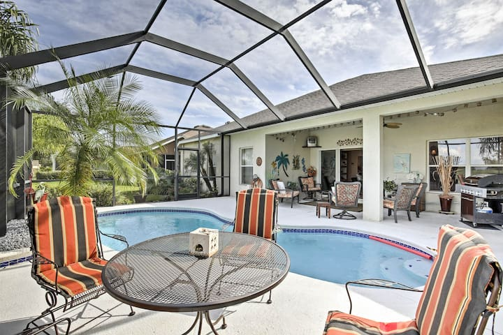 NEW! Tampa House on Golf Course w/Resort Amenities