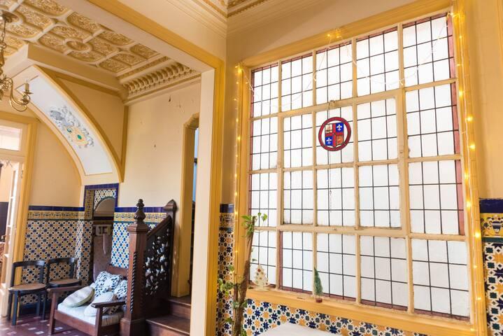 Private room in Recoleta (2)