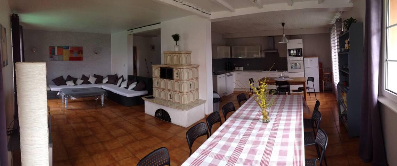 Salon salle à manger