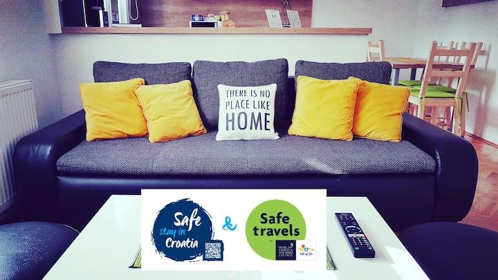 Apartman InOsijek-FEELS LIKE HOME