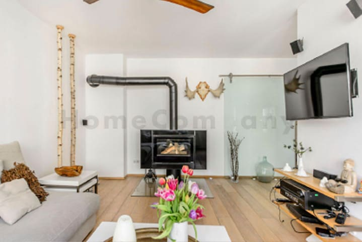 Cosy exclusive apartment in the Heart of Munich