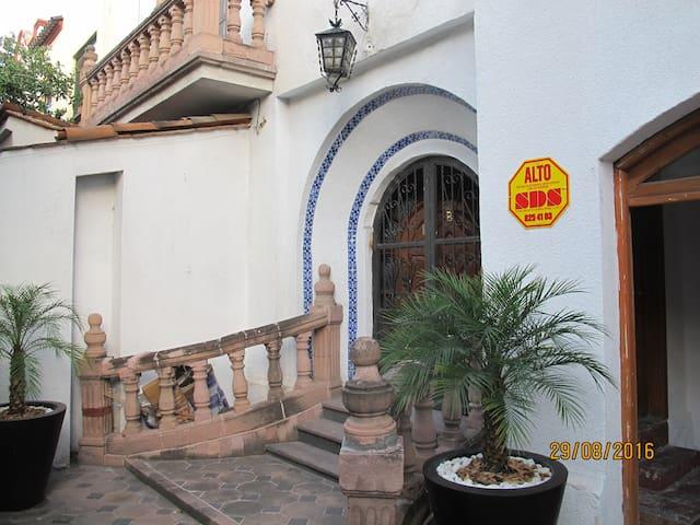 Casa D´Chocolate:Suite Trufa una dulce experiencia - San Luis Potosí - Apartment