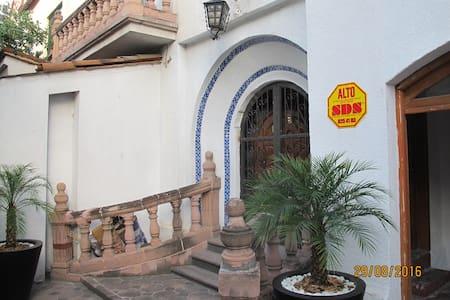 Casa D´Chocolate:Suite Trufa una dulce experiencia - San Luis Potosí