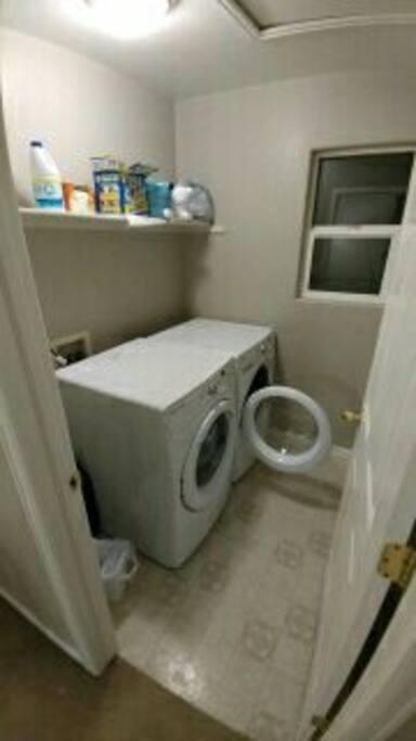 Newer washer dryer