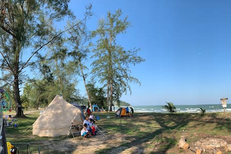 Beach Camping Campground @ PayungGetawayCherating