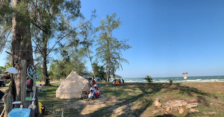 Beach Camping Campground @ PayungGetawayCherating