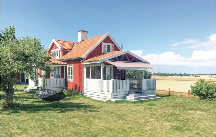 Holiday cottage with 3 bedrooms on 82m² in Ödeshög