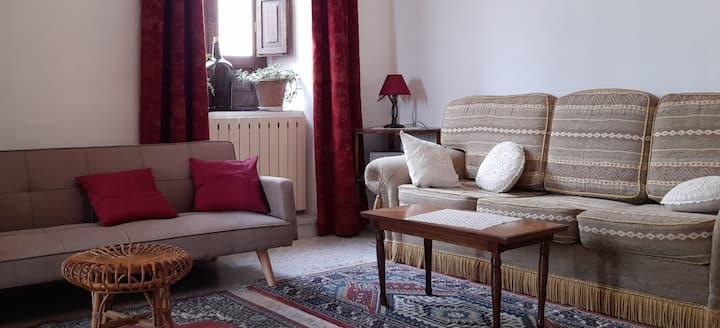 Casa Elisabetta.Appartamento cucina/sala colazione