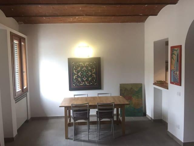 Casa di paese in toscana - Arena Metato - Rumah