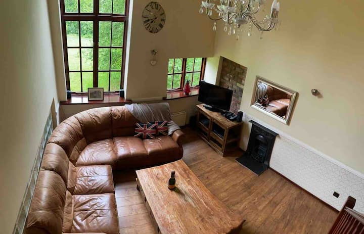 Jackfield Mill 3 Bed Apartment Ironbridge