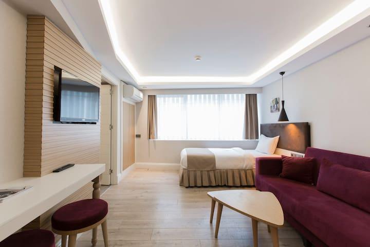 Carina Park Suites & Residance #2 - Istanbul - Apartment