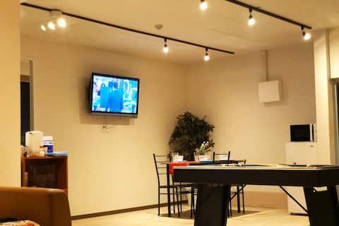 Modern style Apt close to Asakusa with Skytree 201