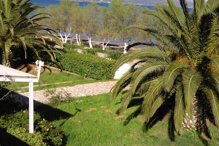 Great summer house on the beach - Paralia Avlidos - Villa